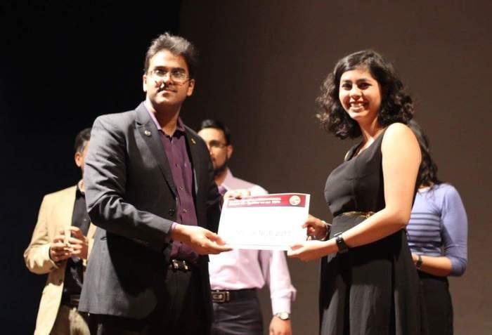 International Speech Contest - Participation Certificate